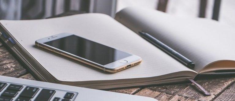 Article : J'ai appris à ranger mon téléphone pour mon livre